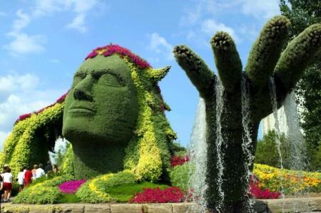 Art du jardinage