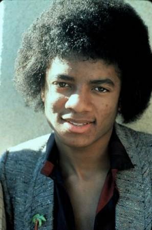 L'évolution Michael Jackson 1