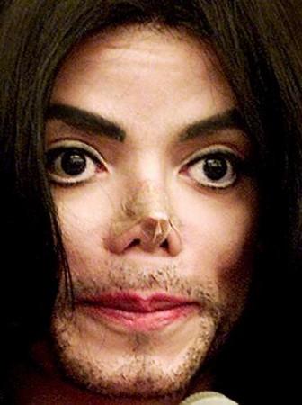 L'évolution de Michael Jackson 7