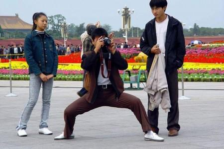 Prenez des photos a la chinese 1