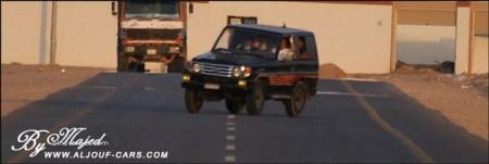 01 - Ca n'arrive que sur les routes d'Arabie Saoudite