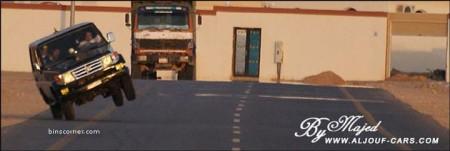 03 - Ca n'arrive que sur les routes d'Arabie Saoudite