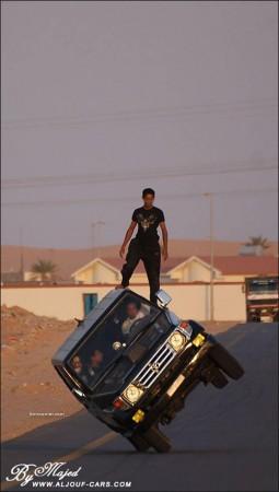 05 - Ca n'arrive que sur les routes d'Arabie Saoudite