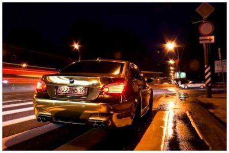 01 - BMW et Porsche en or