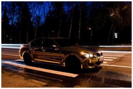 02 - BMW et Porsche en or
