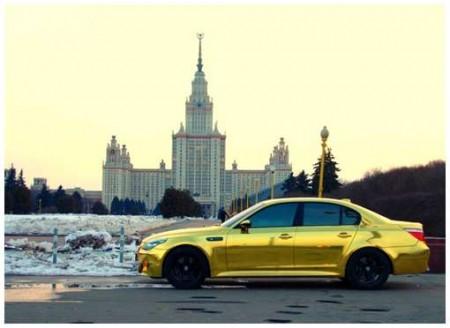 04 - BMW et Porsche en or