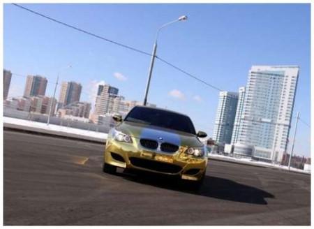 05 - BMW et Porsche en or