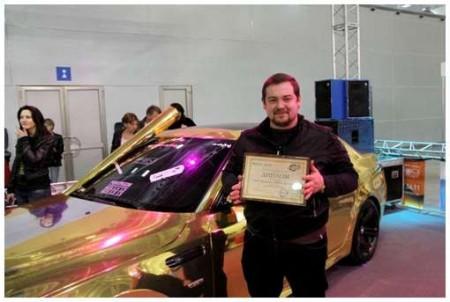 06 - BMW et Porsche en or