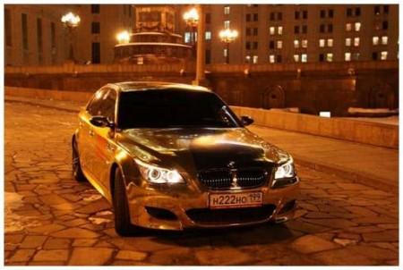 07 - BMW et Porsche en or