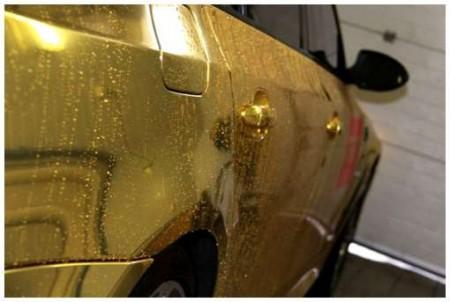 08 - BMW et Porsche en or