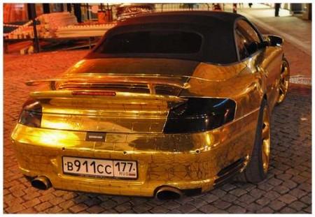 09 - BMW et Porsche en or