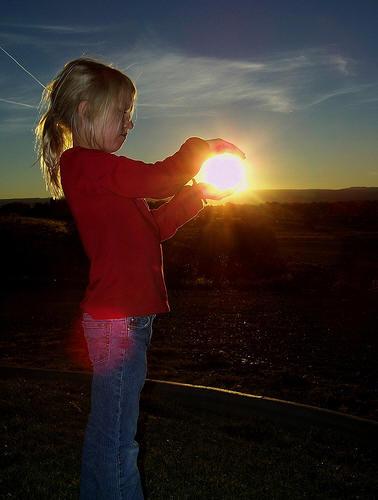 10 - Attraper le soleil