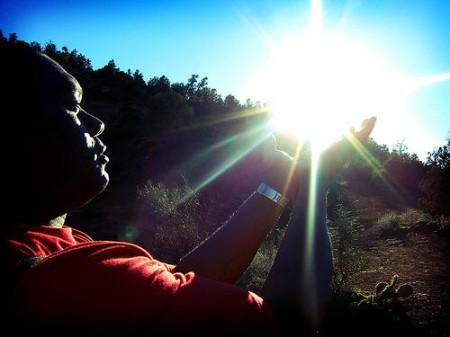 14 - Attraper le soleil