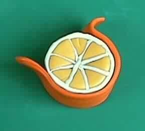 20 - La plus petite orange au monde faite par l'homme