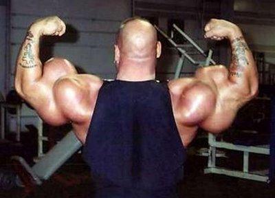 01 - Les plus gros biceps du monde