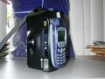 1-Le dernier telephone portable a la mode