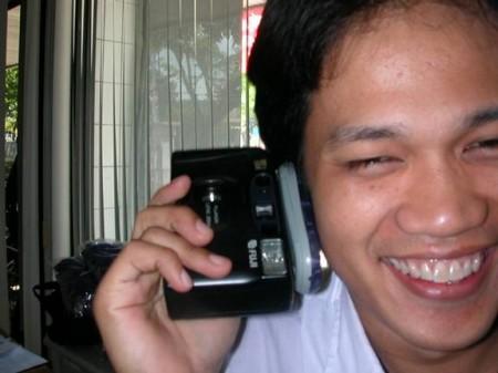 2-Le dernier telephone portable a la mode
